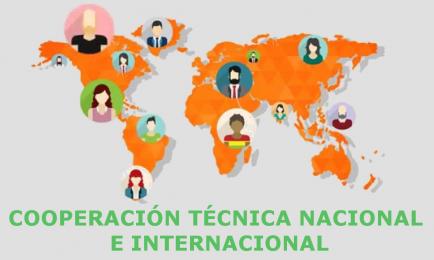 Cooperación Técnica Nacional e Internacional